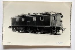 Photo  Locomotive électrique N°10602  Coll Schnabel - Matériel