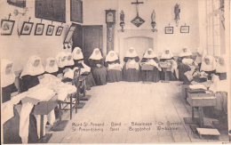 St.-Amandsberg - Gent - Begijnhof - Werkkamer - Schelle