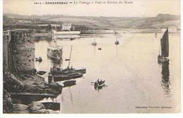 CPA 29* CONCARNEAU * Le Passage  Pont Et Rivier Du Moros - Concarneau