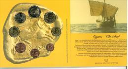 NUMISMATICA - CIPRO - CYPRUS FOLDER ORIGINALE ANNO 2008 - BASSA TIRATURA - Cipro