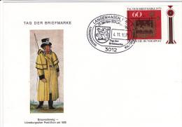 Stamp Day: Germany Langenhagen 1979 Tag Der Briefmarke (G46-38) - Tag Der Briefmarke