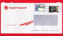 ITALIA ~ Storia Postale ~ Busta Del 2012 ~ {2008 ~ 4º Centenario Della Morte Di Alberico Gentili -  0,65 € &bu - 6. 1946-.. Repubblica