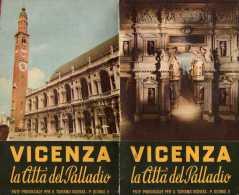 TREVISO-ENTE PROVINCIALE PER IL TURISMO-PIEGHEVOLE DEL 1955 - Treviso