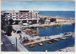RICCIONE  -  Hotel SAVIOLI    1958 - Rimini