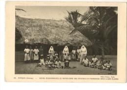 C P A C P S M--AFRIQUE   DAHOMEY- Soeurs Missionnaires De Notre-dame Des..........----voir 2 Scans - Dahomey