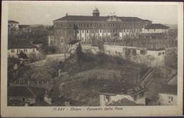 CHIERI Convento Della Pace - Formato Piccolo Viaggiata Nel 1935 - Otras Ciudades