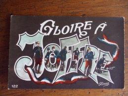 ALB1 - GLOIRE A JOFFRE - Guerre 1914-18