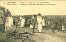 Congo Belge Entier Postal Groene Zegel 15 Centimes Postwaardestuk -    N° 116 - Congo Belge - Autres
