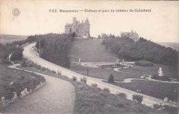 Nessonvaux - Ch�teau et Parc du ch�teau de Colonheid. 1910