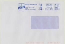 EMA MG 963225 Colmar Liberté CDIS Haut Rhin + Flamme Husson International 68650 Lapoutroie - EMA (Print Machine)