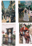 Coleccion De 30 Postales De Sevilla De Primeros De Siglo XX De Sevilla - Sevilla