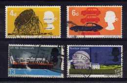 Great Britain - 1966 - British Technology - Used - Oblitérés