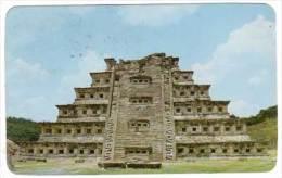 Piramide Principal , Zona Arqueologica El Tajin - Mexico