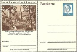 Bildpostkart Mint  Grosse Kreisstadt Sindelfingen, Teilansicht Von Alt- Und Neu-Sindelfingen - Vakantie & Toerisme