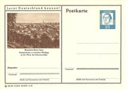 Bildpostkart Mint Birkenfeld (Kreis Calw) Sommerfrische In Herrlichen Waldlage Pforte Schwarzwalde - Vakantie & Toerisme