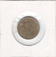 10 CENTIMES Alu Bronze 1962 - Monaco