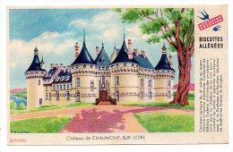 Buvard - Biscottes Allégées Grégoire - Château De Chaumont Sur Loire - Zwieback