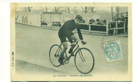 CYCLISME/ Les Coureurs - LUCIEN JACQUELIN (VELO) - Cyclisme