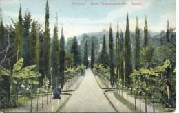 GEORGIA - SOUKHOUM - VILLA ROUKAVICHNIKOV - Postcards