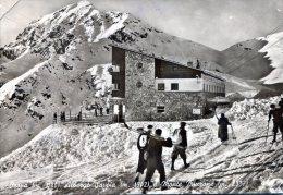 Oropa. Albergo Savoia E Monte Mucrone. 1942 - Unclassified