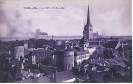 ESTONIA - TALLINN EESTI - ULVAADE - Estonia