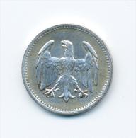 Allemagne 1 Mark 1924 - [ 3] 1918-1933 : Weimar Republic