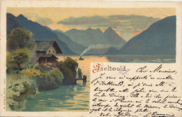 SUISSE - ISELTWALD (1898) - Non Classificati