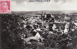 CPSM MONTBELIARD DOUBS VUE GENERALE - Montbéliard