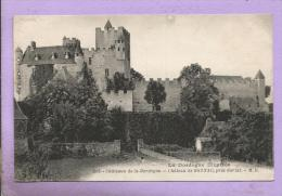 24  - Château De BEYNAC - Châteaux