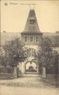 RESTEIGNE - Tellin - L' Entrée Du Vieux Château - Tellin