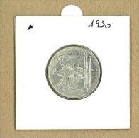 NUMISMATICA - 5 LIRE  - AQUILOTTO - ANNO 1930  - ITALIA REGNO - QUALITA' SPL - 1861-1946 : Regno