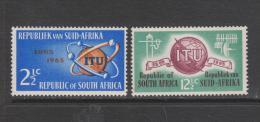 Yvert 294 / 295 * Neuf Avec Charnière MLH - Afrique Du Sud (1961-...)