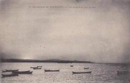 Djibouti Le Coucher De Soleil 1917 - Djibouti