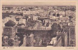 Morocco Rabat Vue Generale - Rabat
