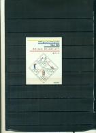 POLOGNE  J.O. TOKYO 1 BF  NEUF - Blocks & Sheetlets & Panes