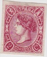 01891 España Edifil 69 (*) Cat. Eur. 430,- - Neufs