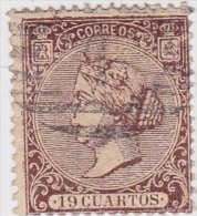 01893 España Edifil 83 O Cat. Eur. 610,- OCASIÓN - 1850-68 Reino: Isabel II