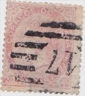 01894 España Edifil 90 O Cat. Eur. 570,- OCASIÓN - 1850-68 Reino: Isabel II
