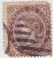 01895 España Edifil 101 O Cat. Eur. 735,- - 1850-68 Reino: Isabel II