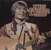 * LP *  JOHN DENVER - LIVE IN LONDON (England 1976) - Country En Folk