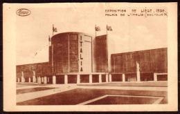 Exposition  LIEGE - 1930 - Palais De L'Italie - Circulé - Circulated - Gelaufen - 1933. - Ausstellungen