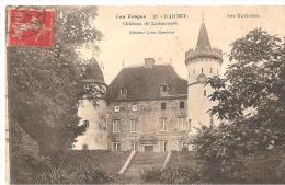 DARNEY ( 88 ) - Château De Lichecourt - Darney