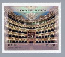 2013 - Teatro La Fenice Venezia,  Théâtre La Fenice Venise, Teatro La Fenice Venecia, La Fenice Theatre Venice MNH** - Musique