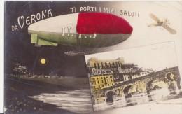 Da Verona Ti Port I Miei Saluti Il P5 - Dirigibili