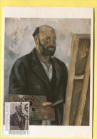 Maximum  Card Maximumkaart Carte Maximum Paul Cezanne - Impressionisme