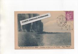76 - VATTETOT SUR MER - COUCHER DE SOLEIL SUR LES FALAISES - PLAGE D'ETIQUE - Other Municipalities