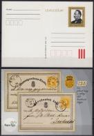 1994 HUNGARY - First STATIONERY POSTCARD By DR. EMANUEL HERRMANN - MNH - Postwaardestukken