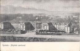 8412 - Genève  Hôpital Cantonal - GE Genève