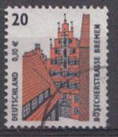 DEUTSCHLAND  MI.2224 Sehenswürdigkeiten 2001 USED GEBRUIKT OBLITERE - Used Stamps