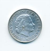 Pays Bas 1 Gulden 1955 - 1948-1980 : Juliana